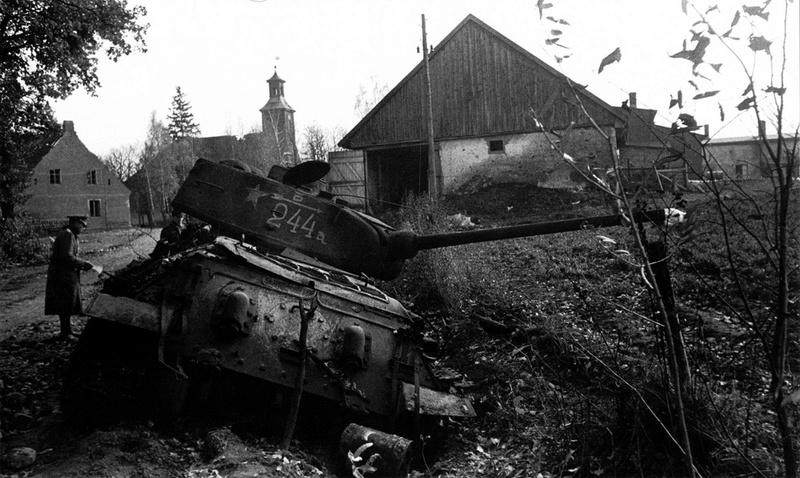 Т-34-85 з-да №112 с орудием С-53 Gvtk0211
