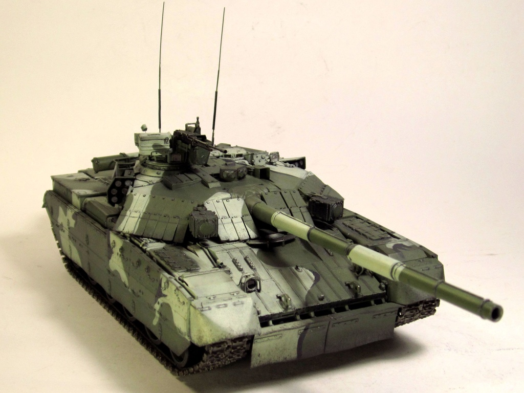 """Т-84 """"Оплот""""  Img_1915"""