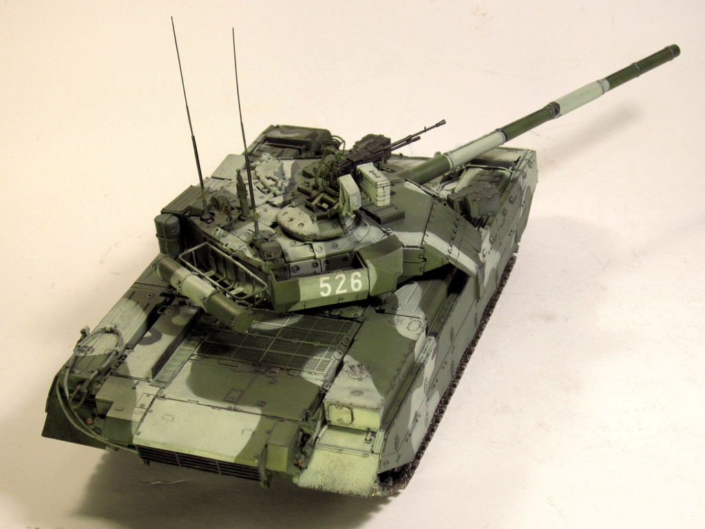 """Т-84 """"Оплот""""  Img_1921"""