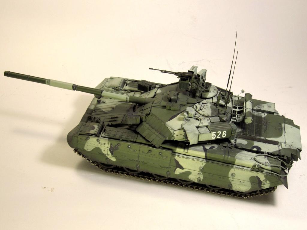 """Т-84 """"Оплот""""  Img_1922"""