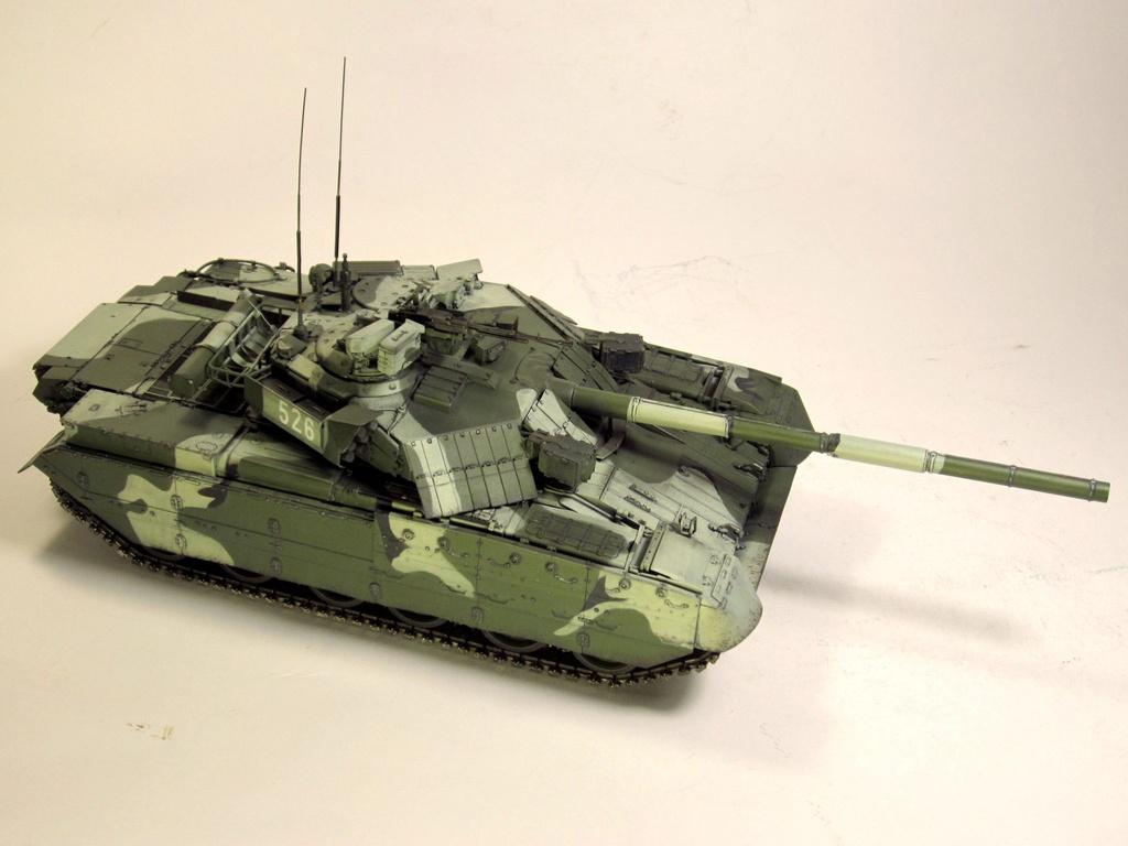 """Т-84 """"Оплот""""  Img_1923"""