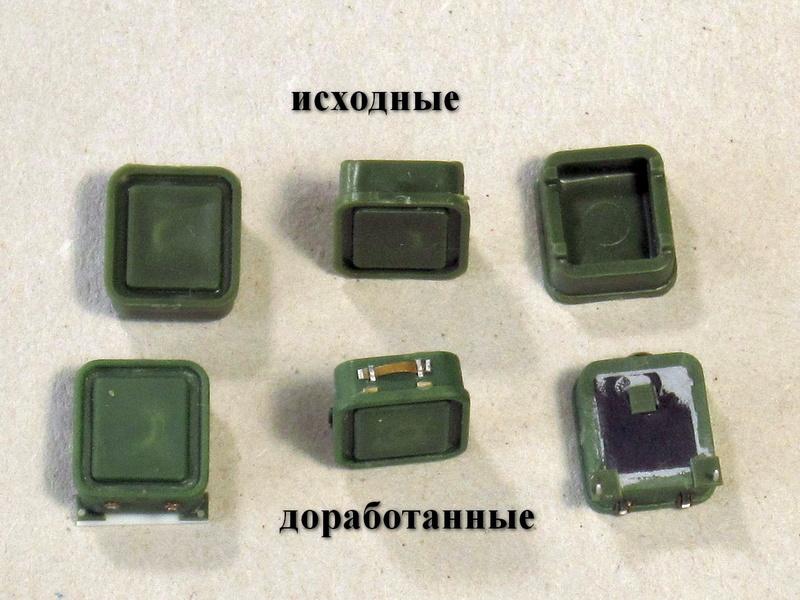 Т-64БВ - «окультуриваем» «СКИФ»  SKIF 1:35 №205  Img_2029