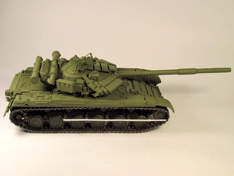 Т-64БВ - «окультуриваем» «СКИФ»  SKIF 1:35 №205  - Страница 3 Img_2093