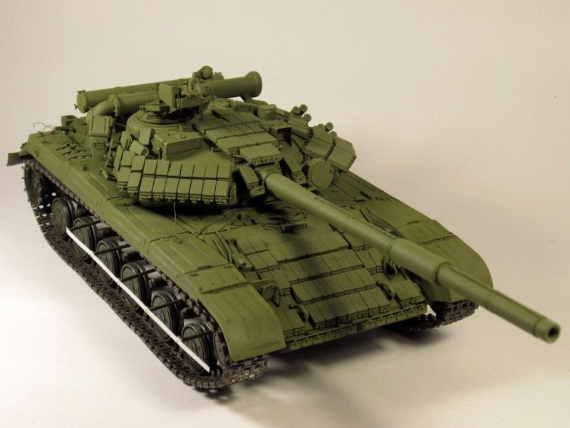 Т-64БВ - «окультуриваем» «СКИФ»  SKIF 1:35 №205  - Страница 3 Img_2094