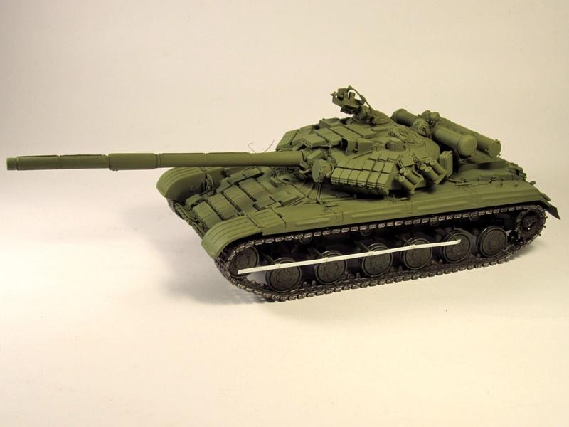 Т-64БВ - «окультуриваем» «СКИФ»  SKIF 1:35 №205  - Страница 3 Img_2095