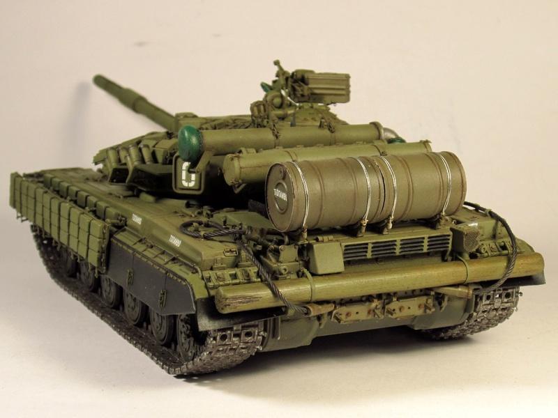 Т-64БВ - «окультуриваем» «СКИФ»  SKIF 1:35 №205  - Страница 3 Img_2112