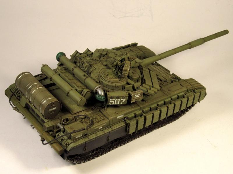 Т-64БВ - «окультуриваем» «СКИФ»  SKIF 1:35 №205  - Страница 3 Img_2114