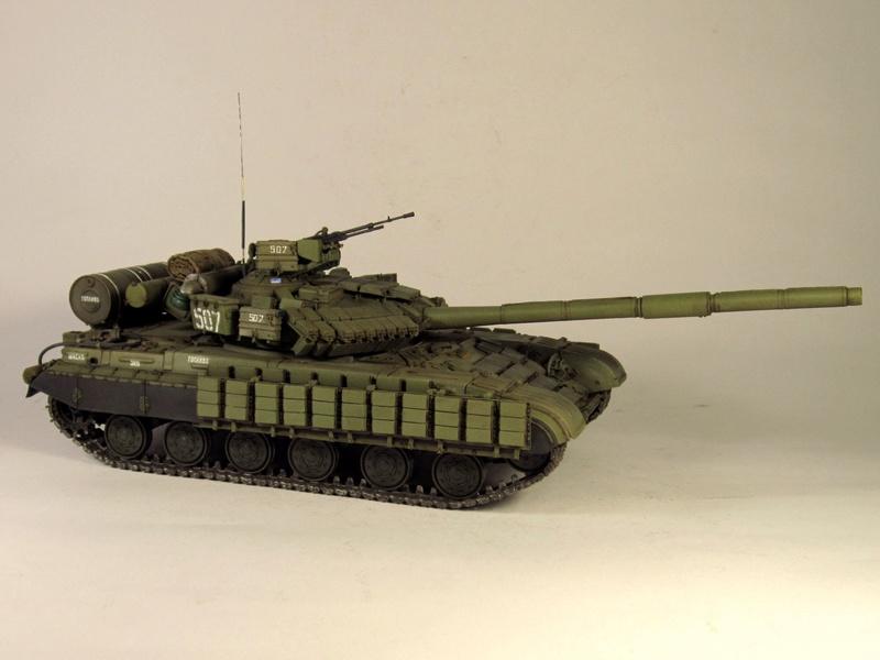 Т-64БВ - «окультуриваем» «СКИФ»  SKIF 1:35 №205  - Страница 3 Img_2117