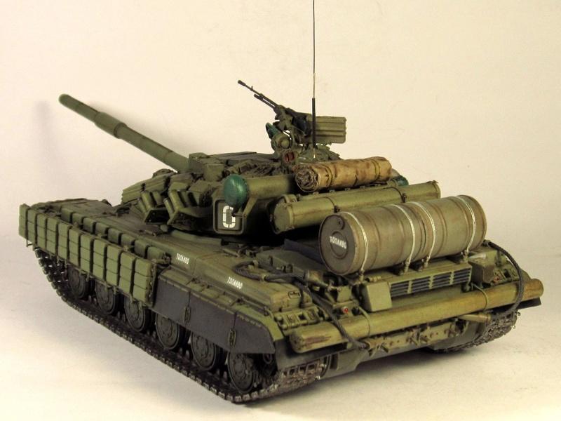 Т-64БВ - «окультуриваем» «СКИФ»  SKIF 1:35 №205  - Страница 3 Img_2119