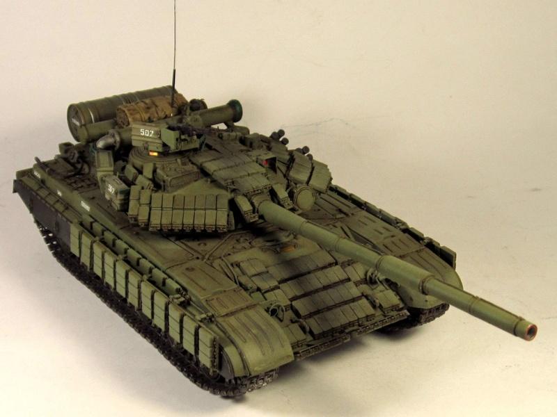 Т-64БВ - «окультуриваем» «СКИФ»  SKIF 1:35 №205  - Страница 3 Img_2120