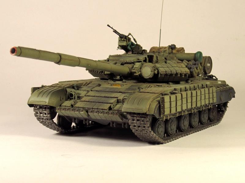 Т-64БВ - «окультуренный» «СКИФ»  SKIF 1:35 №205 Img_2124