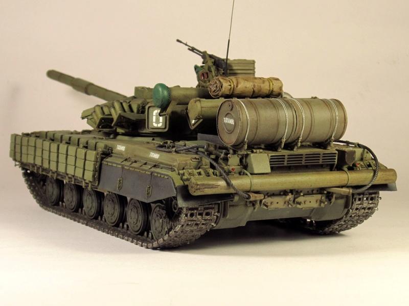 Т-64БВ - «окультуренный» «СКИФ»  SKIF 1:35 №205 Img_2127