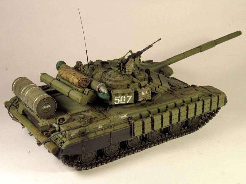 Т-64БВ - «окультуренный» «СКИФ»  SKIF 1:35 №205 Img_2141