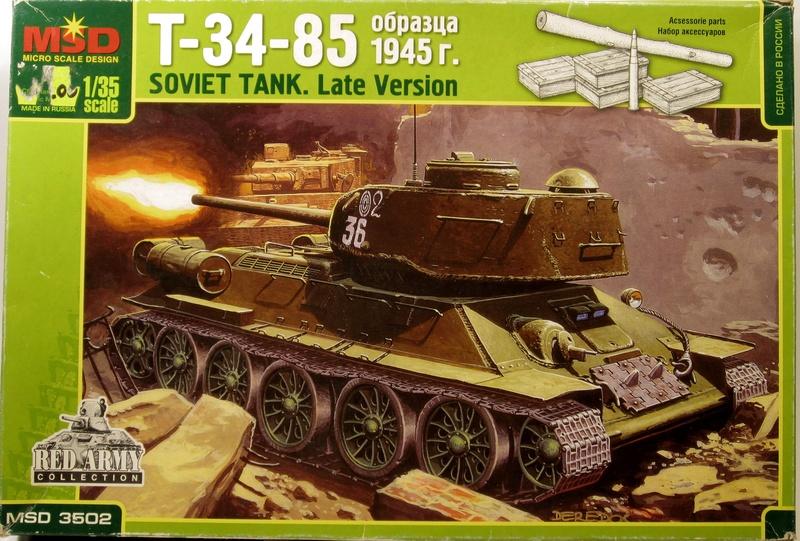 """Т-34/85 """"Мстители Донбасса"""" ГОТОВО Img_2310"""