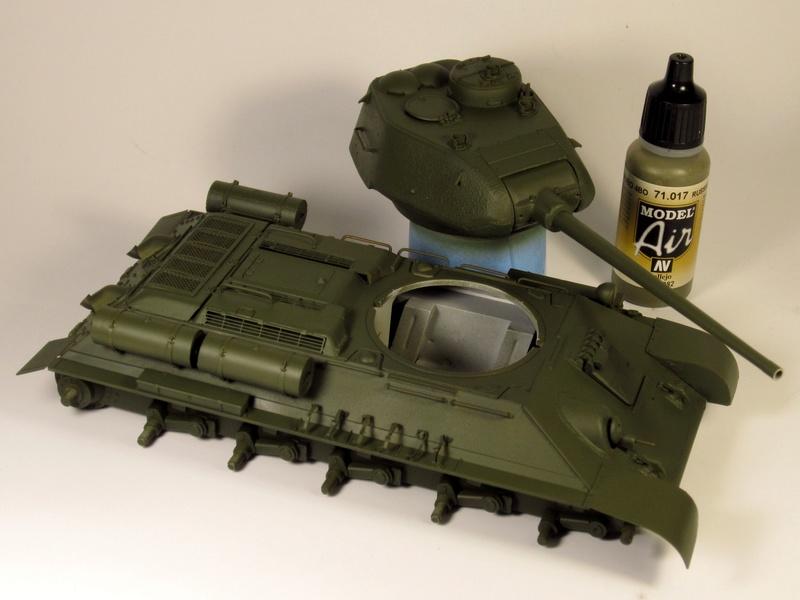 """Т-34/85 """"Мстители Донбасса"""" ГОТОВО Img_2348"""