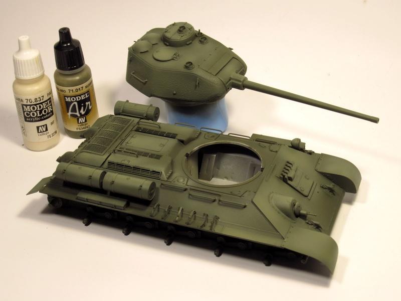"""Т-34/85 """"Мстители Донбасса"""" ГОТОВО Img_2351"""