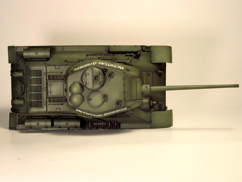 """Т-34/85 """"Мстители Донбасса"""" ГОТОВО Img_2357"""