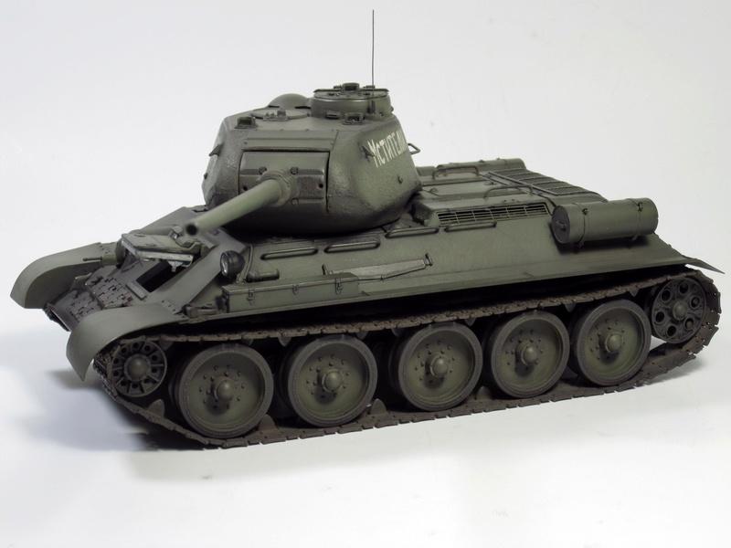 """Т-34/85 """"Мстители Донбасса"""" ГОТОВО Img_2416"""