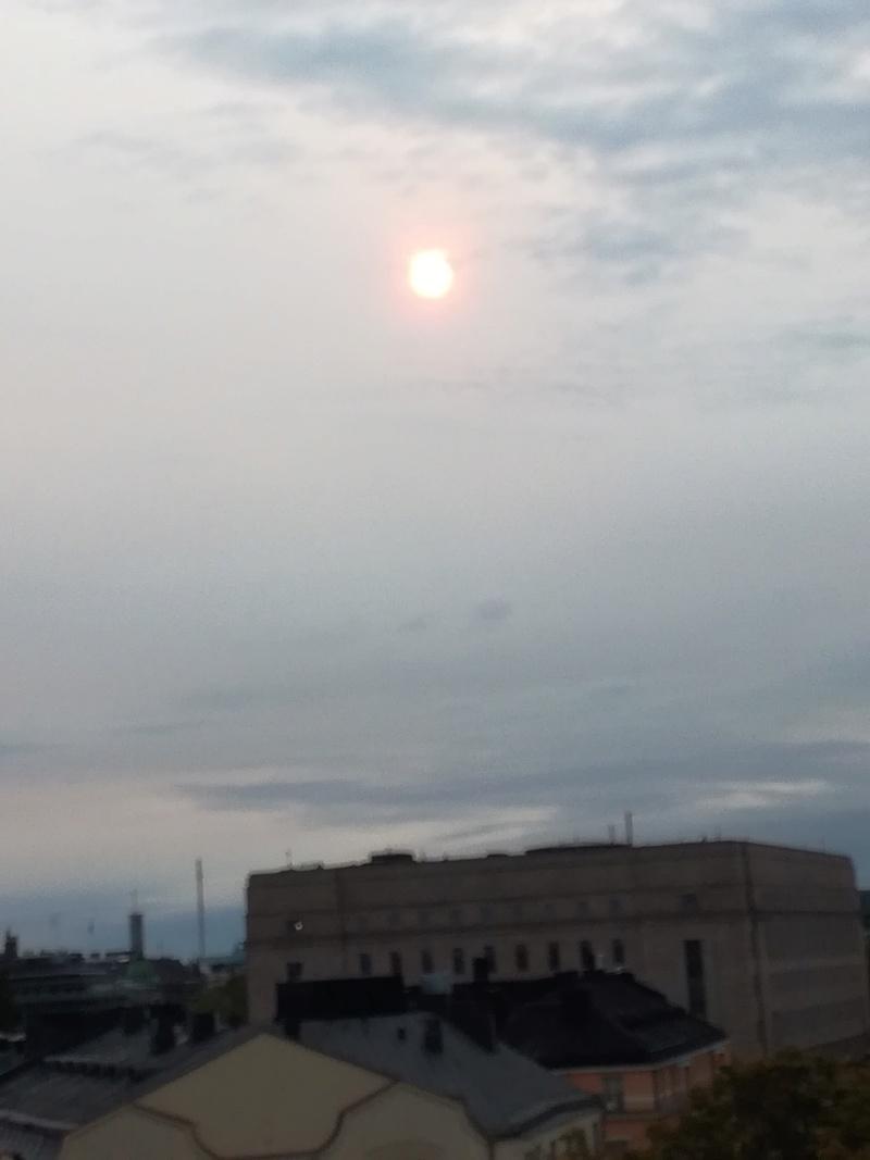 На Солнце растёт гигантсткая корональная дыра. Img_2011