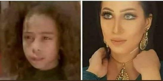 """""""سوكا العبيطة"""" أصبحت آنسة جميلة.. غالباً ستُفاجَأ مثلنا من تغير شكلها بعد 13 عاماً Uo_ouo10"""