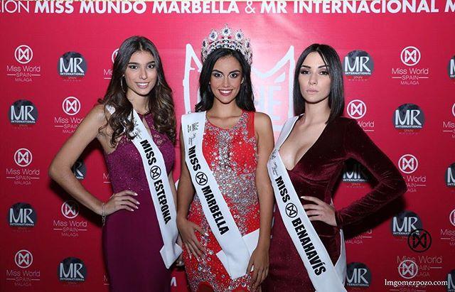 Candidatas Miss World Málaga 2018 24177510