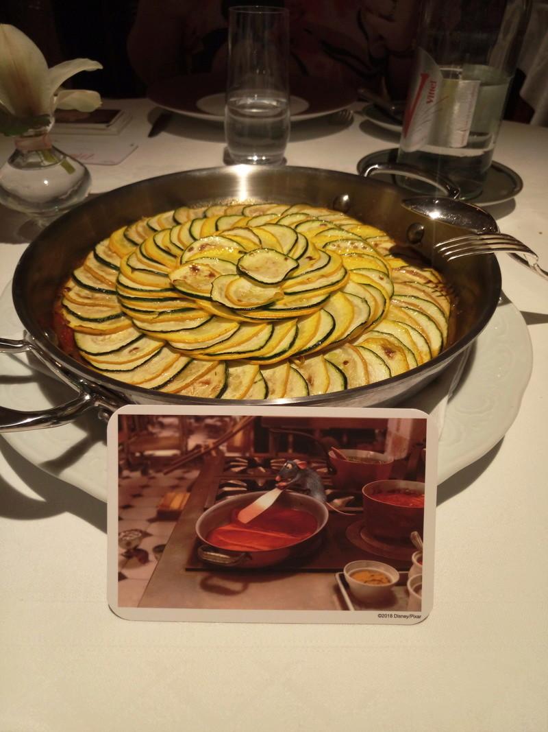 [Disneyland Hotel] Menu Petit Jean au Founder's Restaurant - par Jean Imbert - Page 5 P8051215