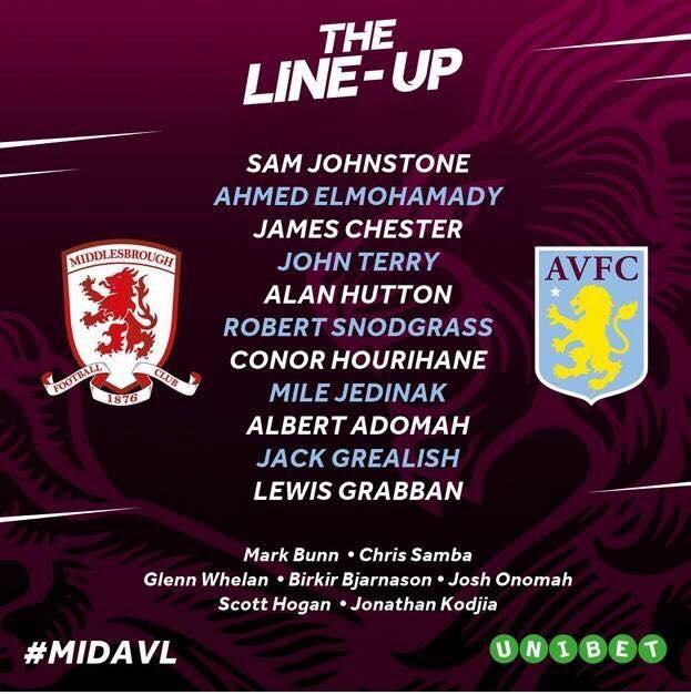 Villa match day thread. - Page 12 Team10