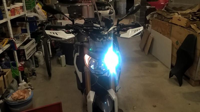 Ampoules veilleuses à Leds Wp_20111