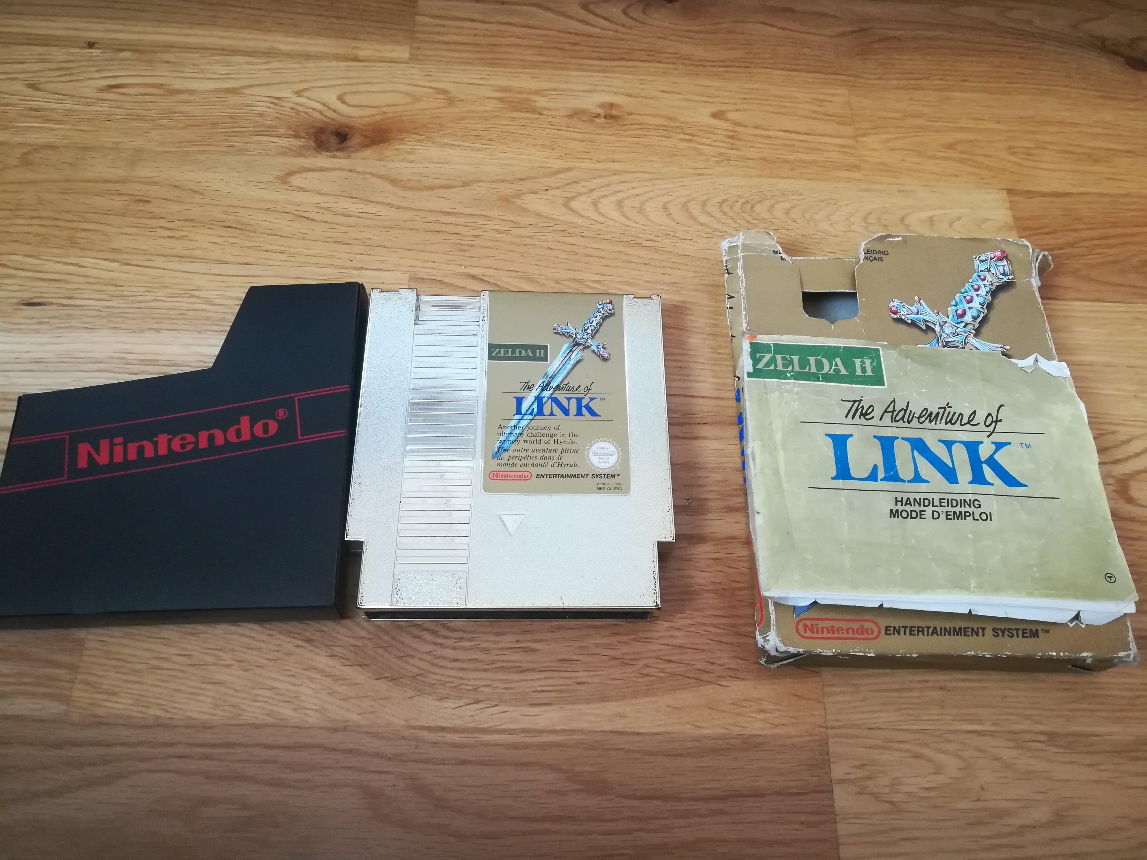 [ESTIMATION] Un lot de jeux NES Access11