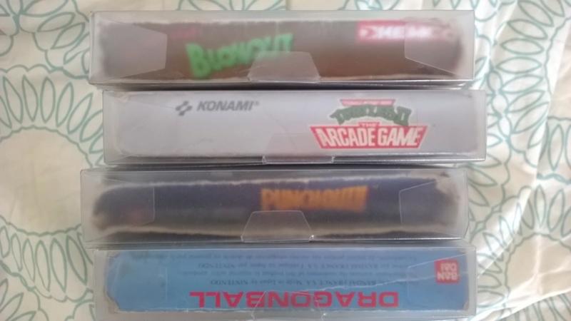 Estimation d'un lot de jeux vidéo NES Wp_20144
