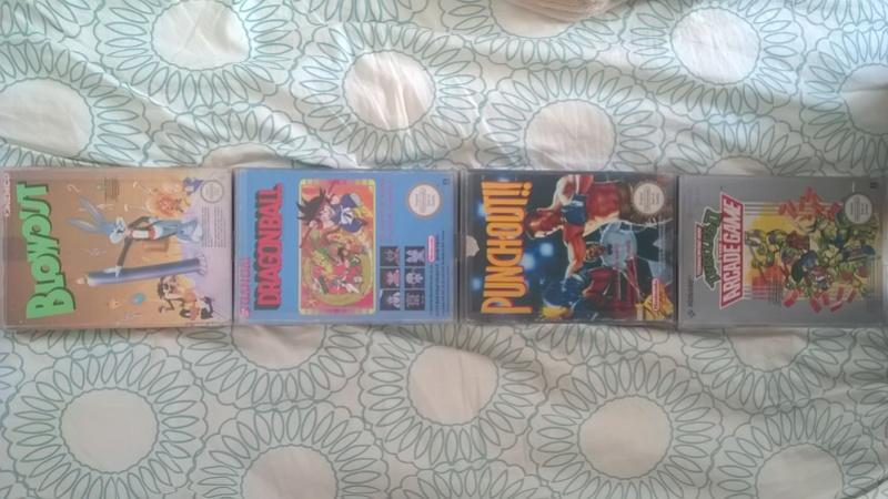 Estimation d'un lot de jeux vidéo NES Wp_20145
