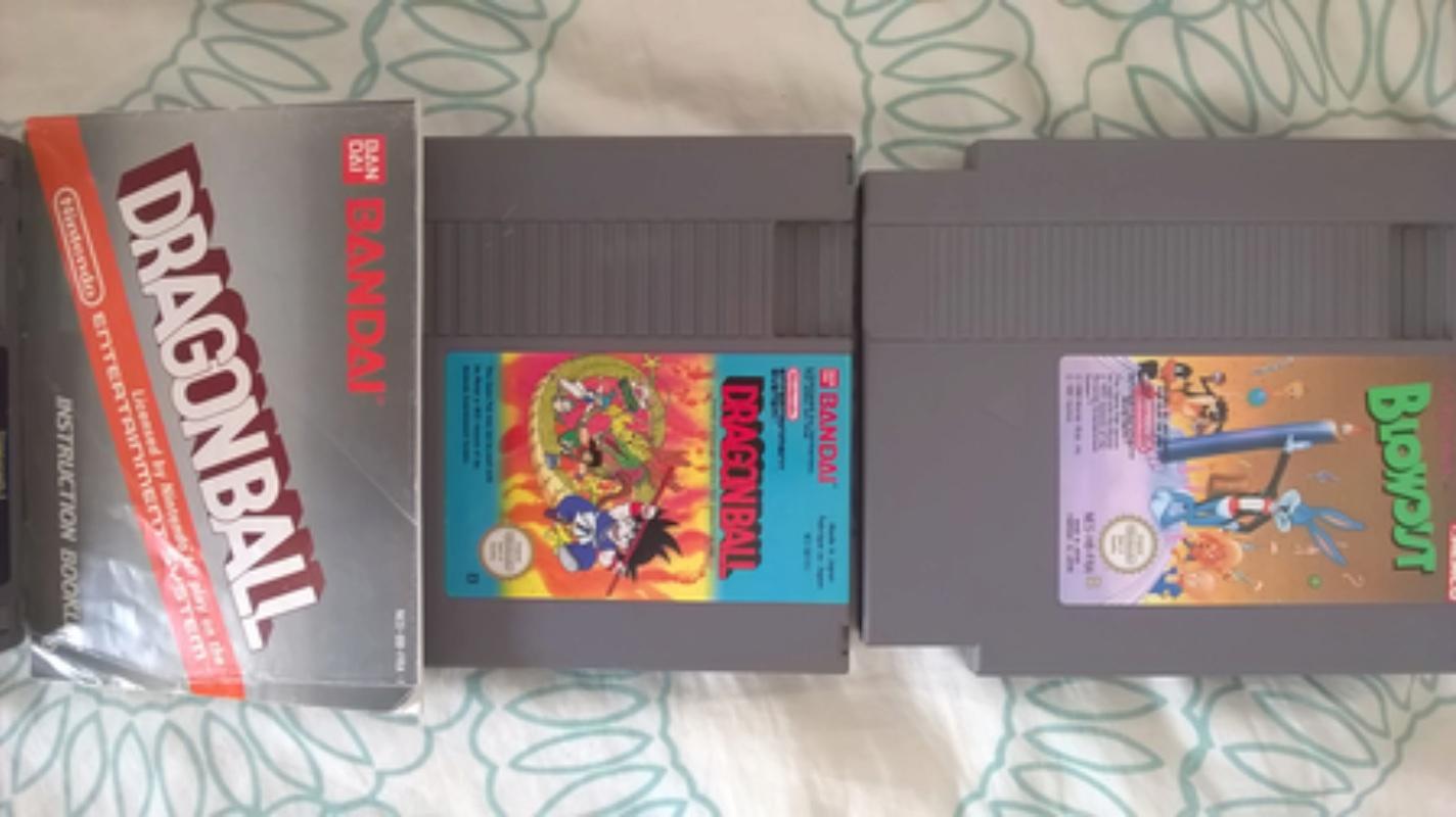 Estimation d'un lot de jeux vidéo NES Wp_20149