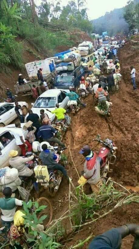 Une autoroute Congolaise 23032510