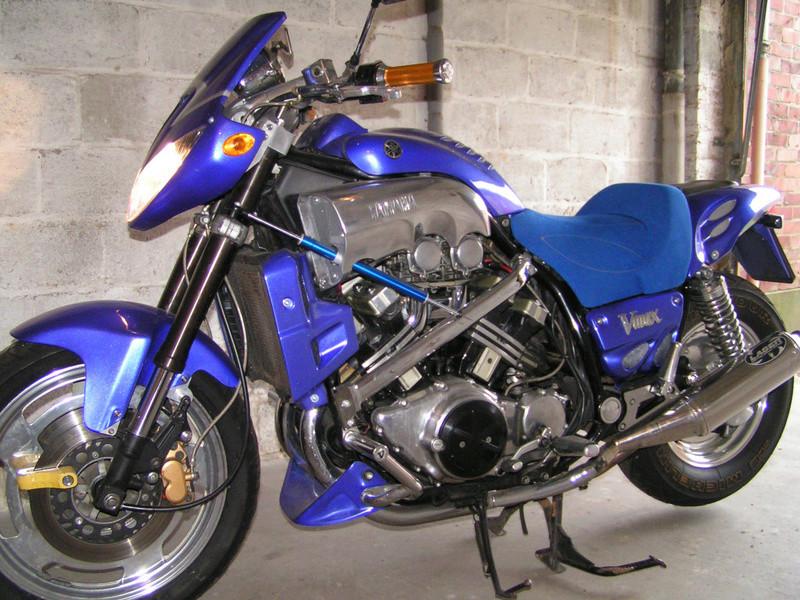 Ma VMAX Yamaha 1200CC Moto_c10