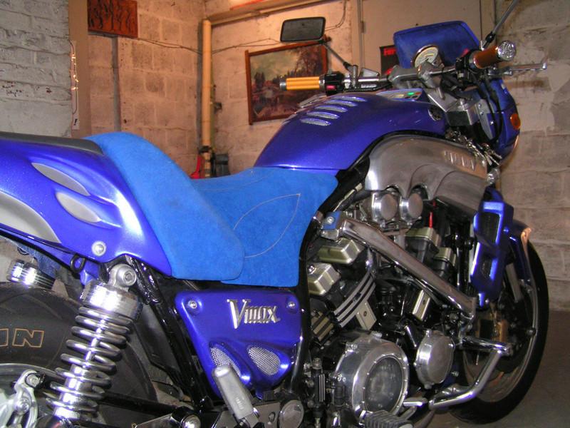 Ma VMAX Yamaha 1200CC Moto_c11
