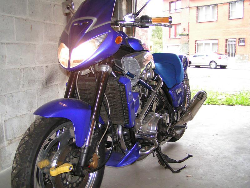Ma VMAX Yamaha 1200CC Moto_d10