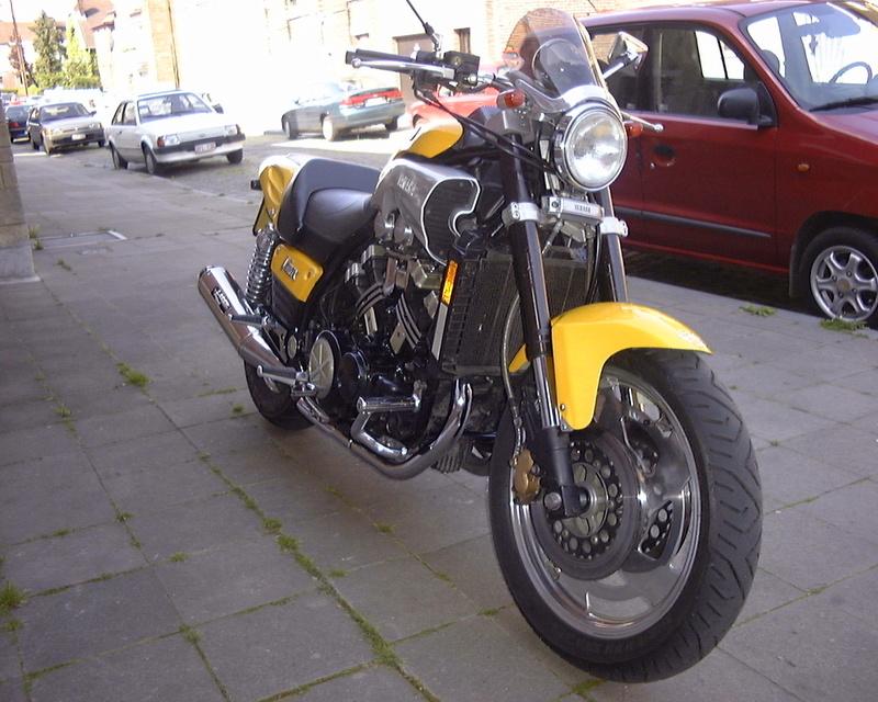 Ma VMAX Yamaha 1200CC Vmax11