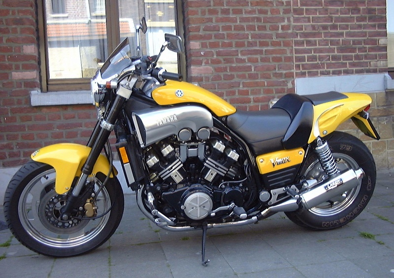 Ma VMAX Yamaha 1200CC Vmax110