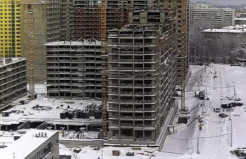 """На ЖК """"Летний сад"""" - начался монтаж фасадных конструкций! Теплозвукоизоляция под ними - лучше, чем у соседнего ЖК """"Город"""" - Страница 3 210"""