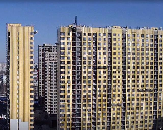 """На ЖК """"Летний сад"""" - начался монтаж фасадных конструкций! Теплозвукоизоляция под ними - лучше, чем у соседнего ЖК """"Город"""" - Страница 5 30_0310"""