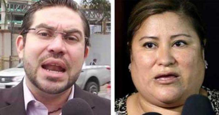 Jorge Calix le cierra la boca a Welsy Vasquez Calix_10