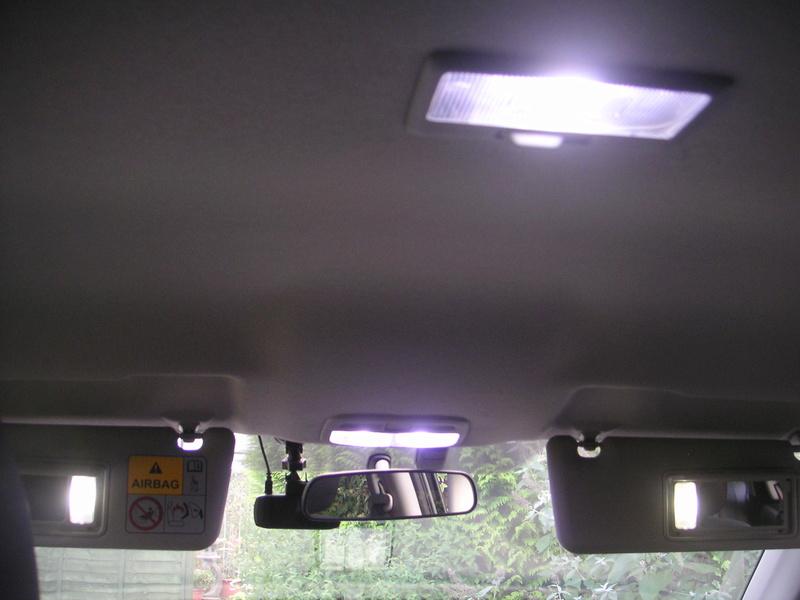 Interior LED's Interi10