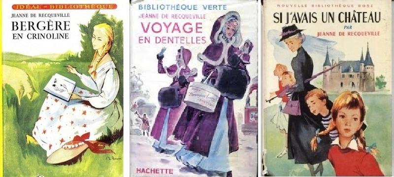 Les livres d'enfants avec bandeau.  - Page 4 Jeanne10