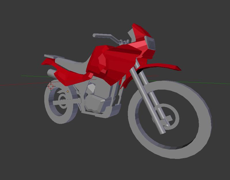 model 3D dominator A10