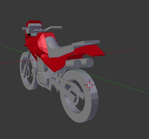 model 3D dominator B10