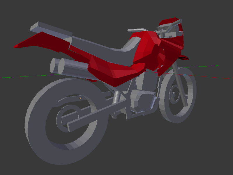 model 3D dominator E10