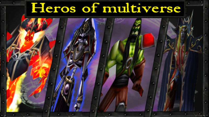 HEROES OF MULTIVERSE v1.88b Previe10