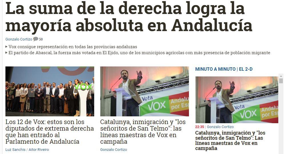 Ganadores y perdedores del 2 de diciembre Diario11