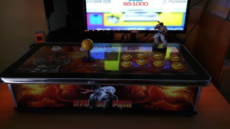 [TERMINÉ] Fabrication d'un stick arcade STREET FIGHTER V.  Img_2021