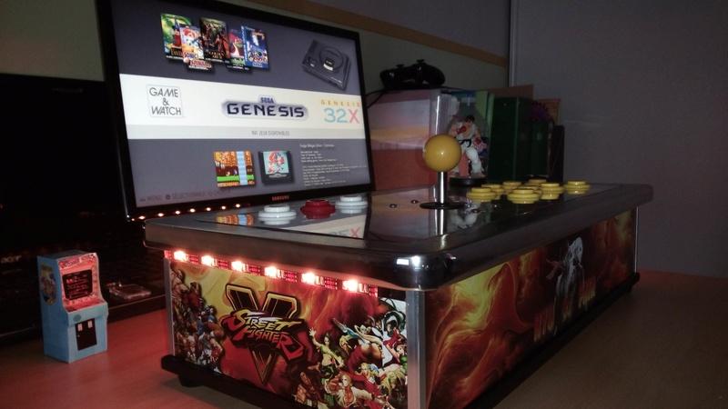 [TERMINÉ] Fabrication d'un stick arcade STREET FIGHTER V.  Img_2023